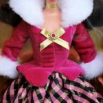 Платье от  Avon Winter Rhapsody Barbie