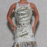 Платье на барби