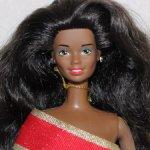 Только платье Unicef Barbie AA 1989