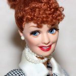 Barbie I Love Lucy Doll 1997