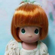 Кукла паричковая