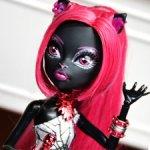 Продам куклу Monster high Catty Noir  Friday, 13(Кетти нуар) самый 1 выпуск. Скидка