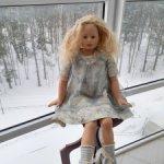 Коллекционная кукла Сюзанна .