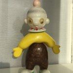 Игрушка детства СССР Гурвинек клоун