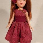 Кукла Мари Vidal Rojas