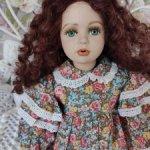 Красивая кукла Ооак