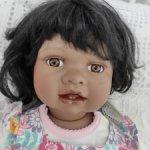 Большая этническая кукла