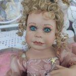 Очень редкая сказочная кукла от Pauline van Ween.