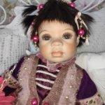 Невероятная сказочная кукла
