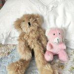Мишки от коллекционных кукол