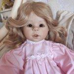 Авторская детка по молду  Margit Dassen