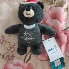 Медвежонок Пандаби, оригинал