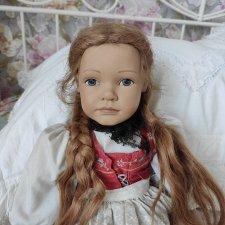 Серьезная редкая кукла от Heidi Ott - Швейцария
