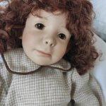 Редчайшая характерная кукла Goebel, лимит 100
