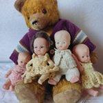 Распродажа винтажных куколок