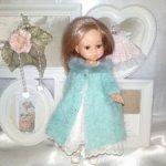 Пальто  для куклы Паола Рейна Мини, мини Паолы