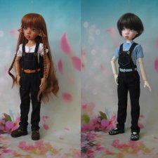Комбинезоны для девочек и мальчиков МСД Kaye Wiggs и др. роста 45 см