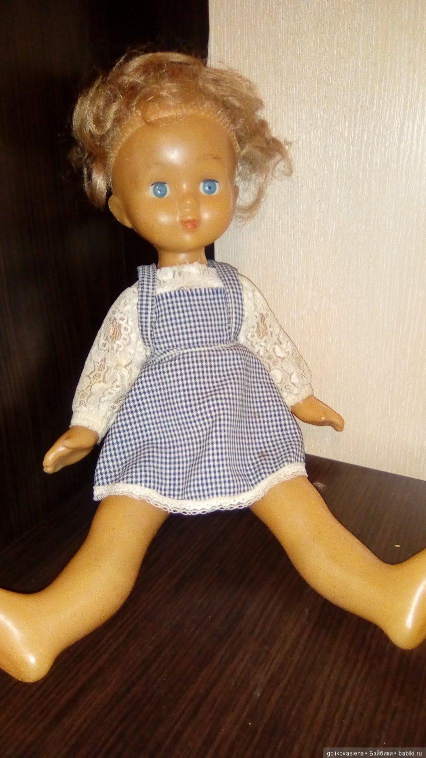 такая попала ко мне куколка