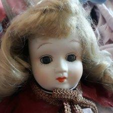 Помогите опознать куклу
