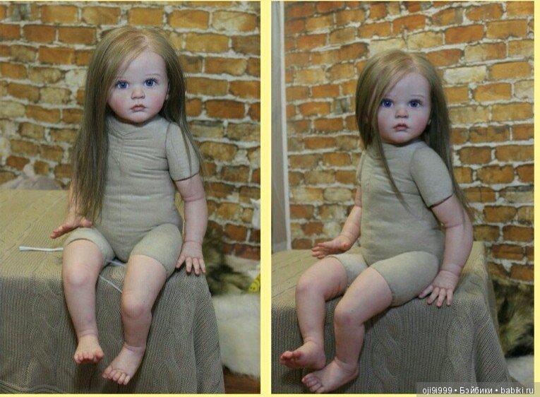 тело на Маттию для куколки Елены Ядриной