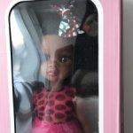 Sibahle кукла  Бонтле красотка африканка. СНИЖЕНИЕ ЦЕНЫ!!!