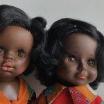 Schildkröt. Жозефина и Нэнси. 1968 года изготовления. Две куклы в одном лоте. Новая, жаркая цена!!!