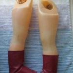 Ноги с сапогами от Нины