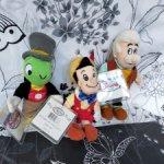 Два лота чудесных мяконьких игрушек от Диснея и Пилсбери