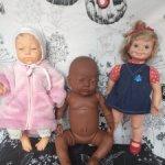 Три прекрасных куклы по цене одной!!!