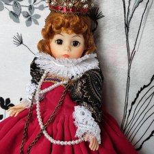 Королева Елизавета от Мадам Александер