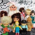 Жители кукольных домиков из Америки и Японии