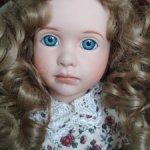 Красавица Аму от Wendy Lowton