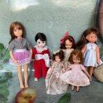 Кукольная компашка от разных производителей
