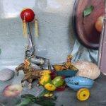 Слоник и его волшебный шарик)))