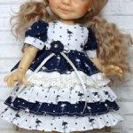 Платье для Медовушек (пельменей)