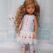 Платье для куклы Дианы Эффнер