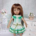 Платье для кукол 26 см