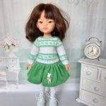 Комплект для кукол Дианы Эффнер, Паола Рейна.