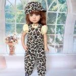 Комплект для кукол ростом 33 см