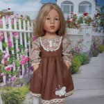 Платье для Готц