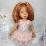 Платье для кукол 33 см