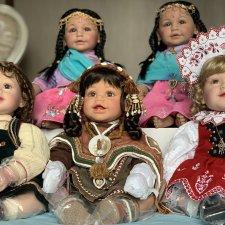 Моя небольшая коллекция Кукол Адора
