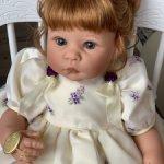 Продам редчайшую девочку от Lee Middleton Sweet Violet!