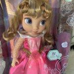 Продам редкую коллекционную куклу Дисней Аврору!