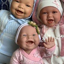 Куклы, которые заставляют нас улыбнуться им в ответ