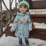 Плащики на кукол Ruby Red!