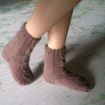 Носки для MSD (длина ступни 5 см)