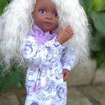 Кастом куколки Нора от Паола Рейна