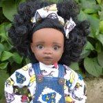Ооак куколки Паола Рейна (Paola Reina)