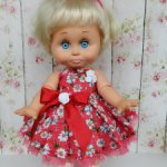 Сара от Galoob Baby Face